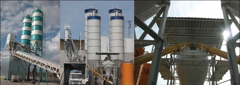 Concrete Readymix Batch Plant 50cbm/hr - 240cbm/hr