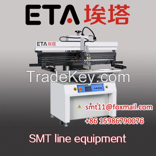 SMT Semi-Automatic Printing Machine