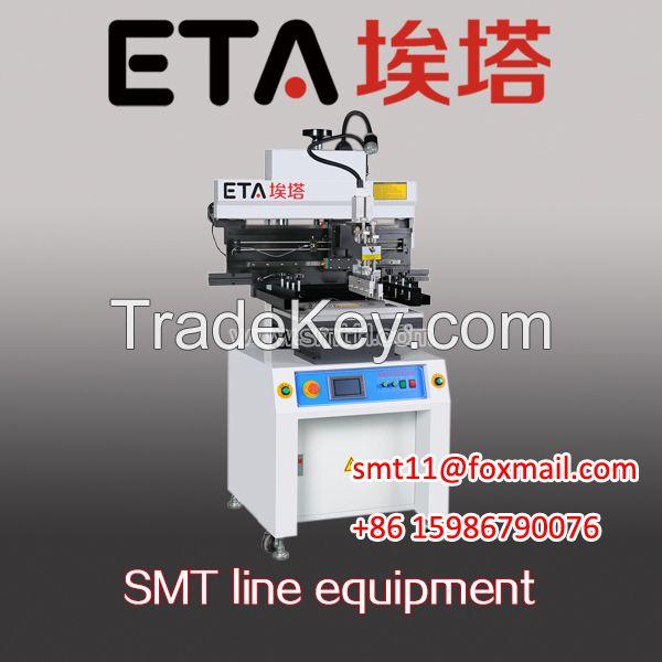 SMT Stencil Printer / PCB Screen Printing Machine/ Solder Paste Printer
