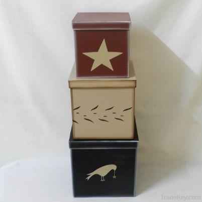 Primitive boxes