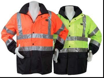 Interchangeable Lightweight & Thermal waterproof windbreaker Jacket /