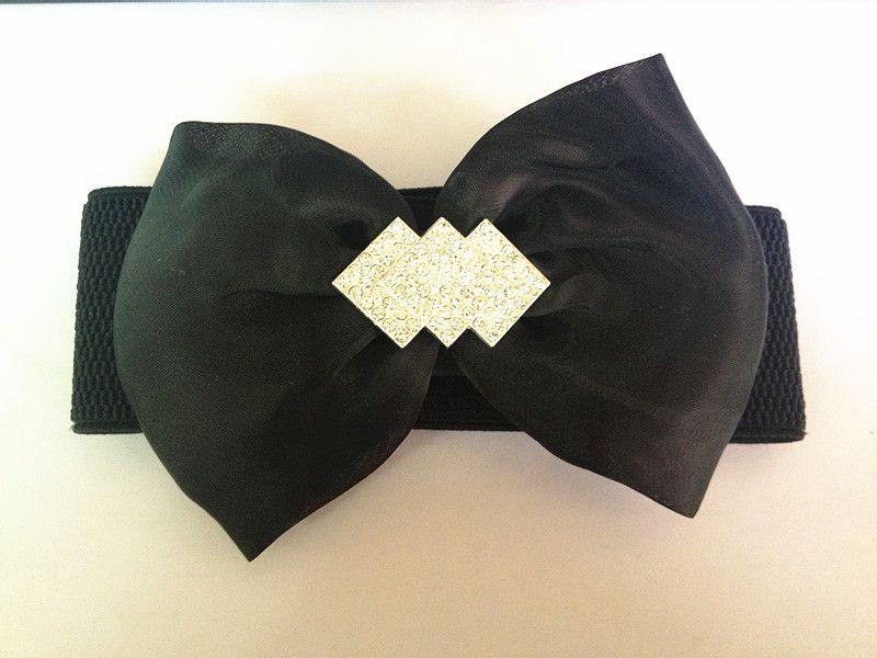 Fashion elastic belt