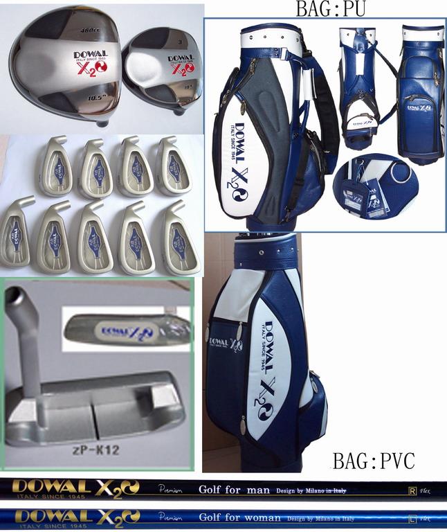 golf clubs sets