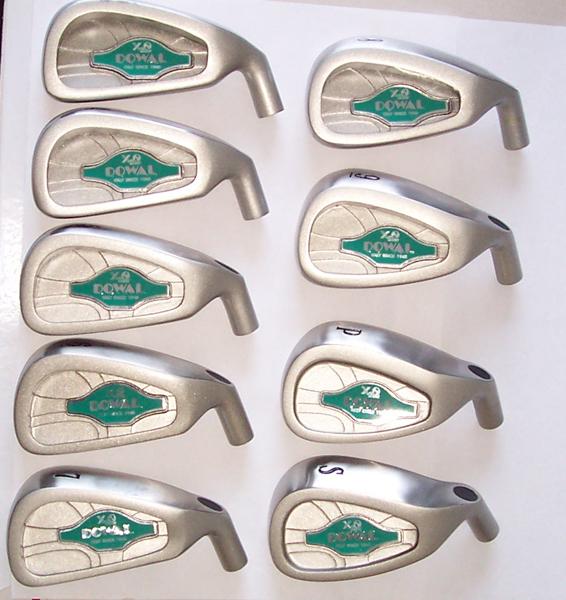 golf clubs irons