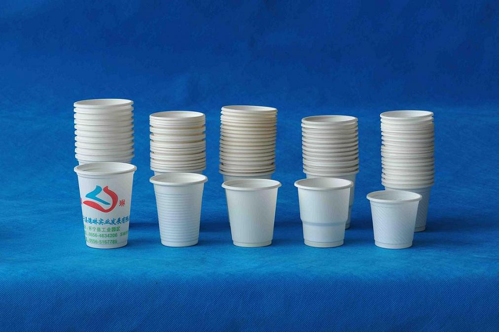biodegradable corn starch cup