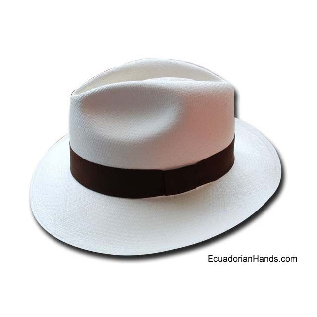 Panama Hats - Cuenca Classic Fedora (Grade 3-5)