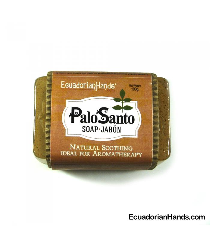 Palo Santo Soap Bar 100gr. WHOLESALE US$1.30/ bar