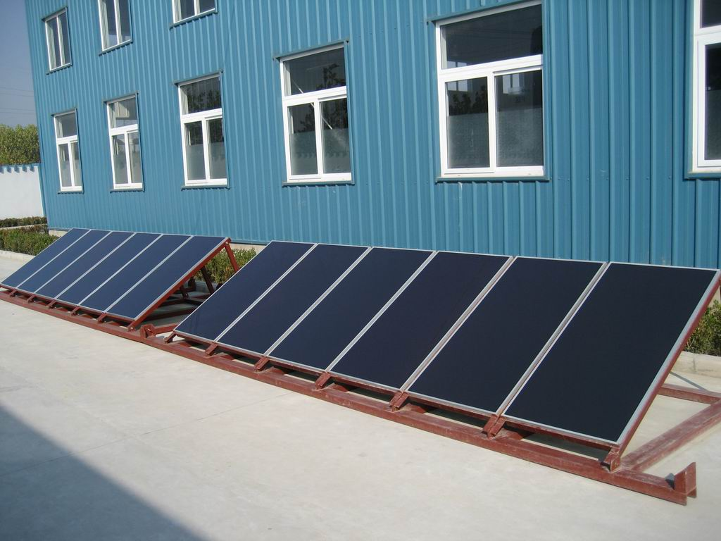 Amorphous Silicon Thin film Solar Module