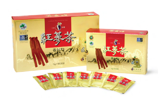 [Health] Korean Red Ginseng Tea