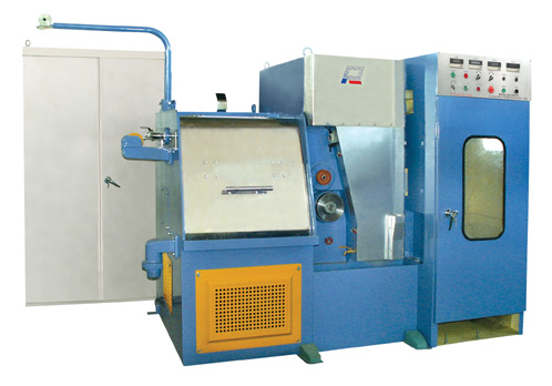 PRO-14DT/22DT/24DTfine wire drawing with continuous annealing machine