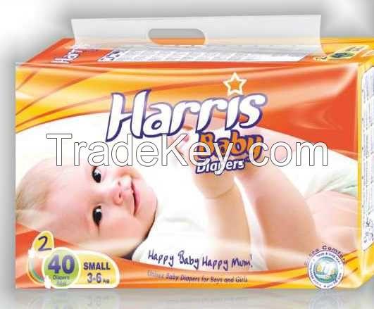Peeno Harris Baby Diapers Economic Packs