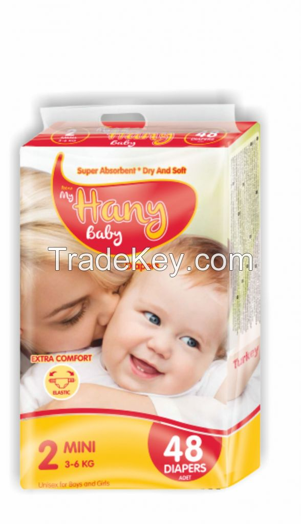 MyHany Baby Diapers Super Packs