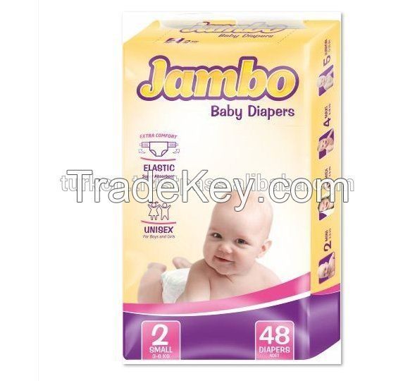 Jambo High Quality Baby Napkins