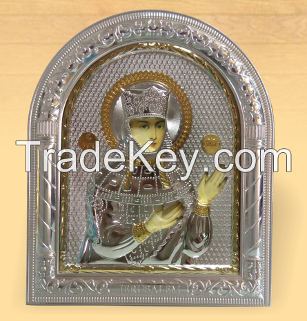 Religious Orthodox Icons with wood frame