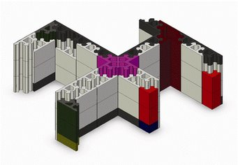 Egy Interlocking Blocks