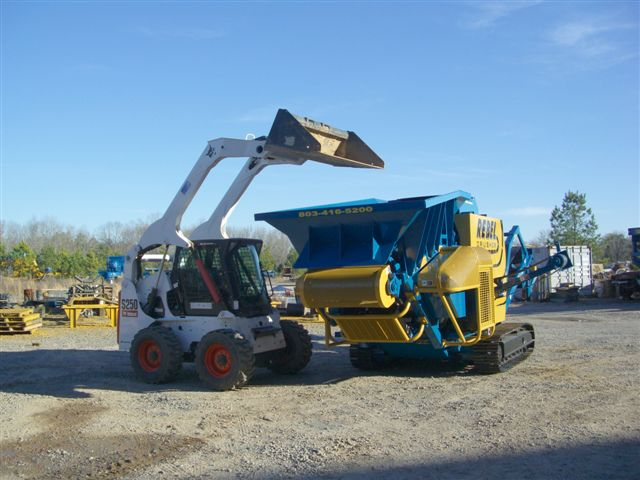 Rebel Track Jaw Crusher