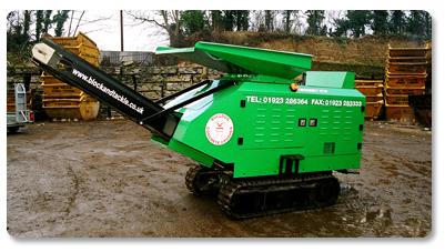 Bulldog Compact Concrete Crusher