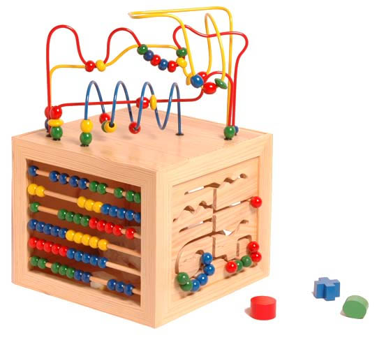 Wooden Toy Beads
