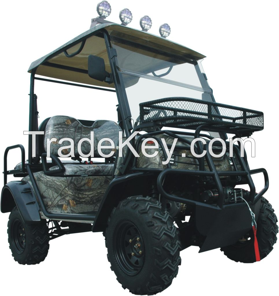 Golf Cart Hunting Buggy - 4WD
