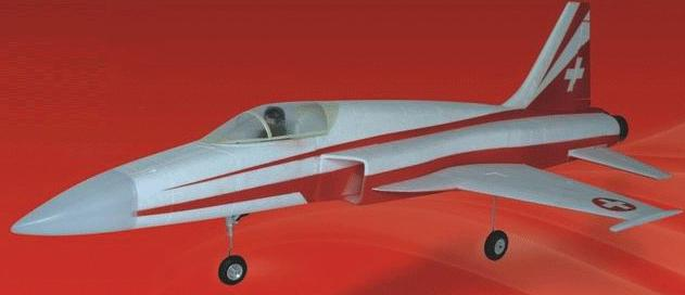 Sell large F5E EDF with retractable landing gear