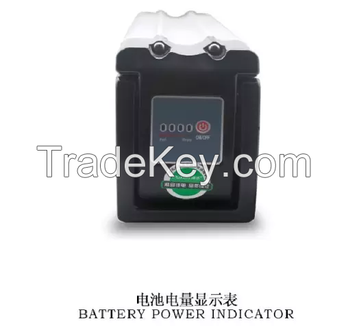 Rechargeable Li-ion PERMA Battery Pack Customized of top brand 18650 BMS and Hard Case for E-Bikes