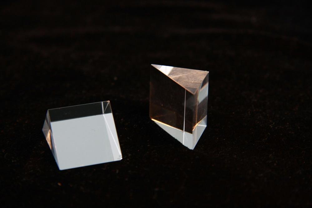 Right Angle Prisms (Mirror)