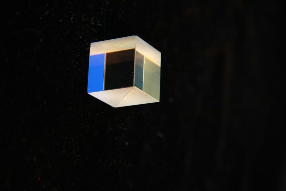 Beam Splitter Cube