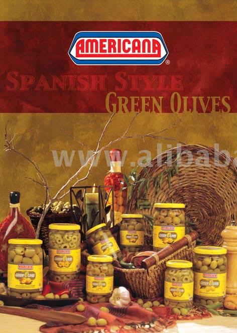 Canned Olive