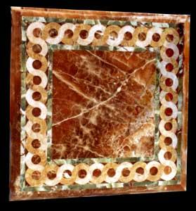 marvellous stone crafted floorings