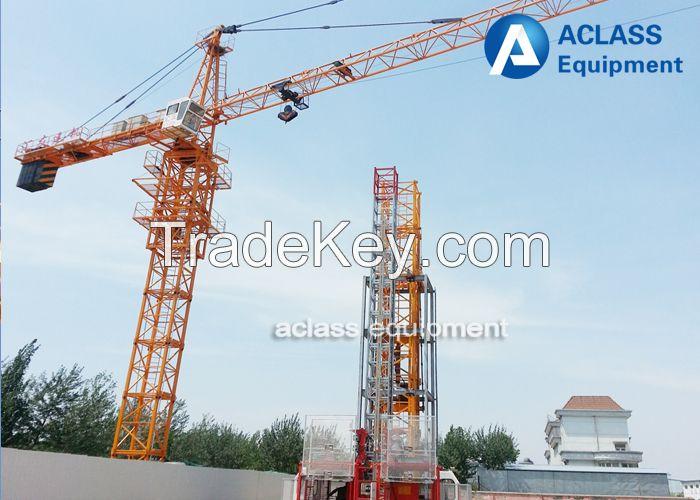 10 ton building tower crane TC6515 construction tools and equipment