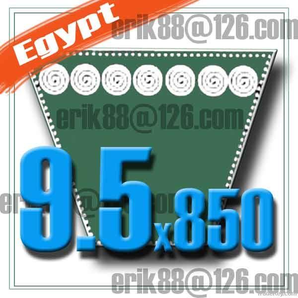 9.5*850 washing machine belt