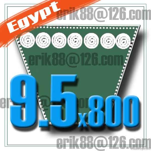 9.5*800 washing machine belt