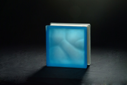 glass hollow tile