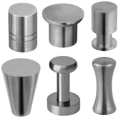 furniture knobs, stianless steel knob, cabinet knobs, round knobs,