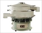 Rotary flour vibration screen sieve
