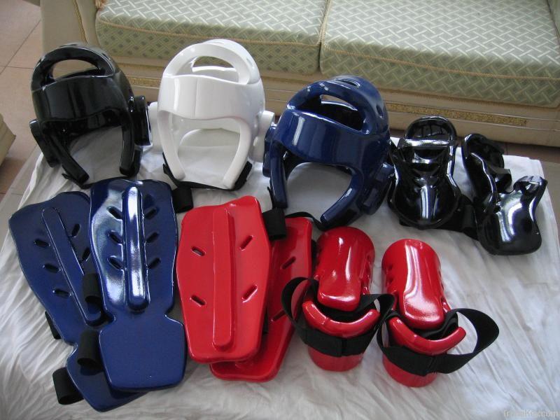martial arts head gear