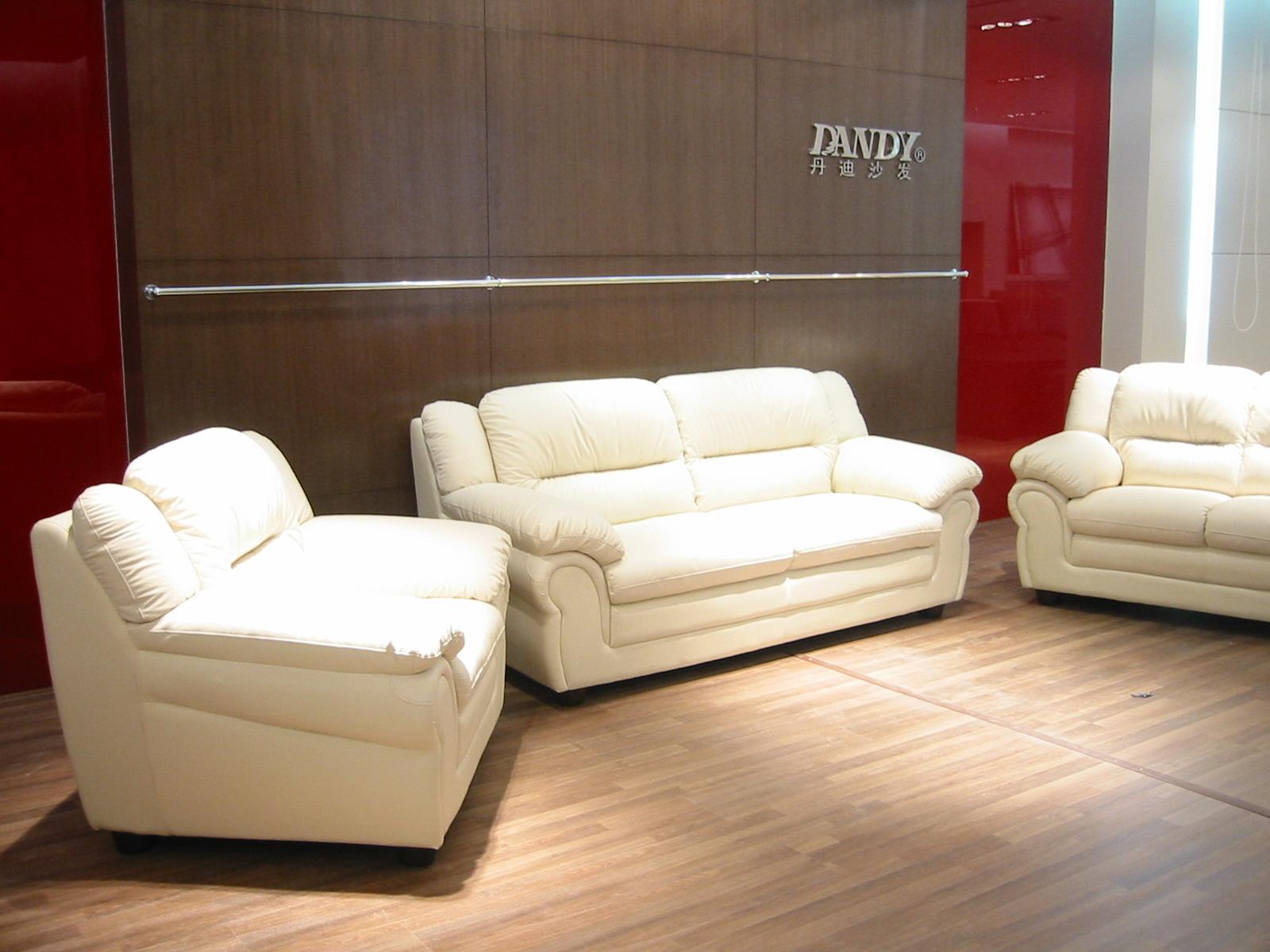Leather Sofa| Western Fabric Sofas