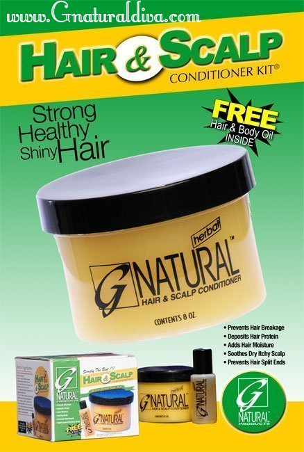 GNatural Herbal Hair Care and Cosmetics