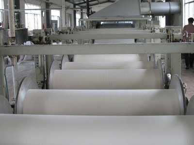 Stone Paper Machines