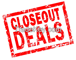 Closeout Stock