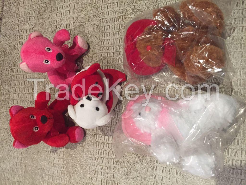 3000 Plush Stuffed animals