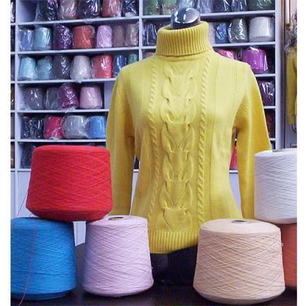 Sell cashmere product, such as yarn, sweater