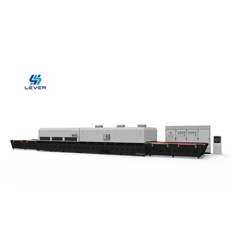 Glass Tempering Furnace with Forced Convection for low-e glass 2440 x 3660mm Q2436