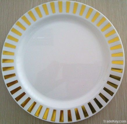 Disposable Round Plates