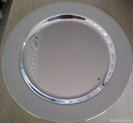 Plastic Silver Coating Plate