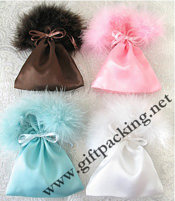 china cheap satin bags