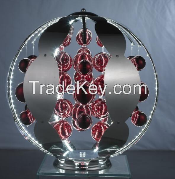 LED glass lamp