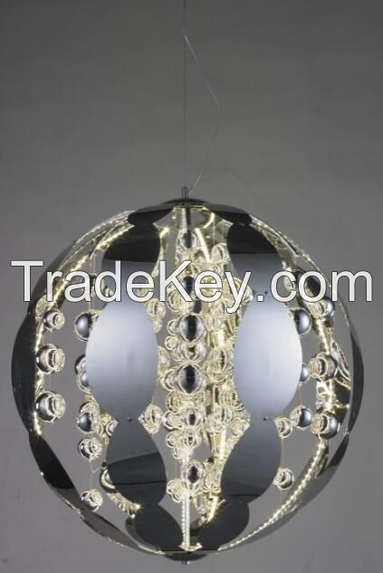 LED glass lamp