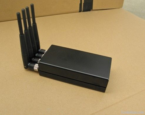 Wonderful Portable Cellular or Wireless Signal/GPS/3G Jammer