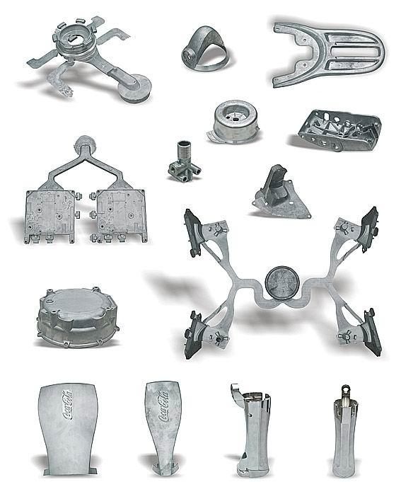 Die Cast Mold Parts
